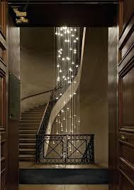 stair lighting ideas u2013 contemplative cat