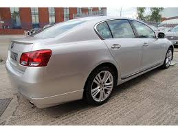 lexus gs 450h for sale in uk used lexus gs 450h saloon 3 5 sport cvt 4dr in audenshaw greater