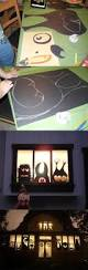 halloween window cutouts 124 best festive window decorations images on pinterest