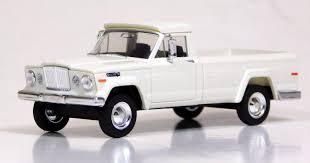 new jeep truck brekina 19801 jeep gladiator 1962 white td ebay