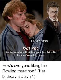 Hermione Memes - 25 best memes about ron and hermione ron and hermione memes