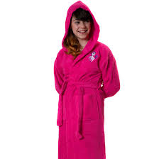 dressing gown hooded dressing gown dressing gowns personalised