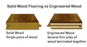 attractive wood flooring engineered vs solid engineered floor vs