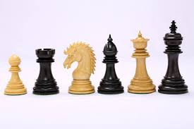 luxury chess pieces u2013 buy luxury wooden chess online from india