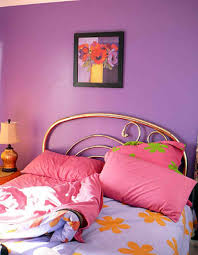Light Purple Walls by What Is The Best Color For Bedroom With Romantic Purple Wall