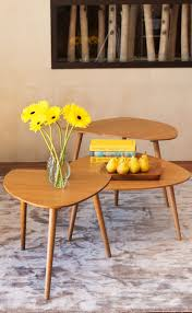 Oak Living Room Tables by 20 Best Bright Yellow Images On Pinterest Bright Yellow Oak