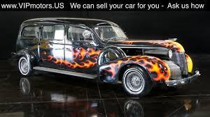 hearse for sale black 1939 cadillac hearse for sale mcg marketplace