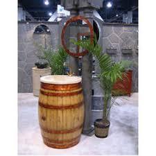 Wine Barrel Vanity Premiere Vanities Releases Unique Bathroom Vanity For The Wine Lovers