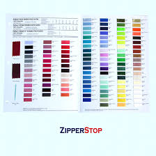 ribbon color satin ribbon color card zipperstop