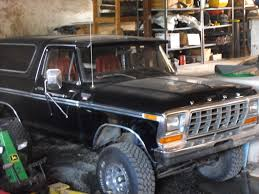 fixing up the bronco 78 79 ford bronco ford bronco zone early