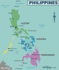Phillipines Map Landkarten Von Den Philippinen Maps Of The Philippines