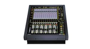 Mixing Table Digico Sd11b A World Class Digital Broadcast Console In Just 19