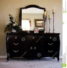 Mirror Dresser Romantic Bedroom With Mirror On Dresser Stock Photos Image 1976763