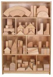 block wood kindergarten blocks toys building blocks wooden big blocks