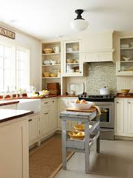 vintage kitchen island vintage kitchen island ideas with small layout and white tiles