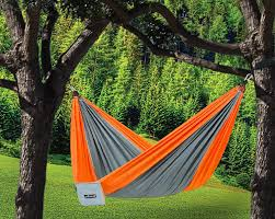 winner outfitters double camping hammock amazon com camping hammock portable double strong nylon