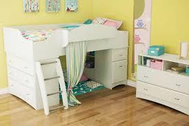 full loft bed with storage steps u2014 modern storage twin bed design