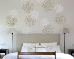 Home Decor Wall Painting Ideas Wall Stencil Stencil Painting Wall Decor Wall Pattern T27