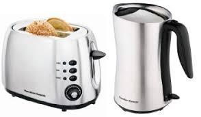 Hamilton Beach Two Slice Toaster Cheap Black Kettle Toaster Find Black Kettle Toaster Deals On