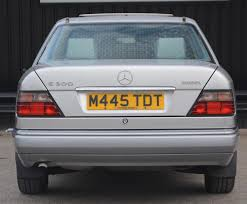 used 1994 mercedes benz e class e 300d for sale in south yorkshire