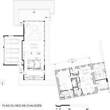 bord du lac house henri cleinge architecture lab