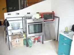 meuble de cuisine fait maison le meuble cuisine sur mesure fait photo de d installation