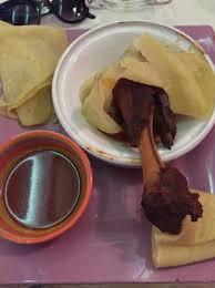 un de cuisine le f tat ou ftet est un plat typique de beja à base de viande de