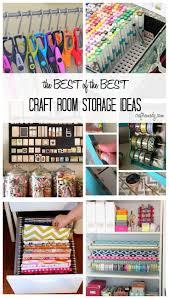 craft room storage and organization ideas craft room storage