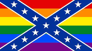 Confederate Flag And Union Flag The Confederate Battle Flag Identifies As Trans U2013 Extra Newsfeed