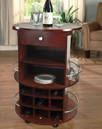 wooden wine glass rack online rolling kitchen island cart wine