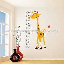 chambre la girafe stickers girafe chambre bb tree wall decal stickers muraux
