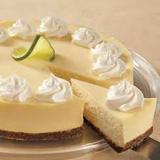Lemon Cheesecake Decoration Creamy Lime Cheesecake Recipe Wilton