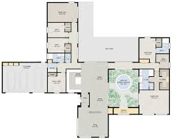 Small Luxury Home Plans Modern Ranch House Plans Images About Bedroom On Pinterest In With