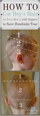 boys haircut clipper number best 25 cutting boys hair ideas on pinterest toddler boys