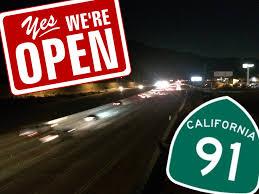 Sigalert Com Los Angeles Traffic Map by Coronageddon It U0027s Over Traffic Flowing Both Ways On 91 U2014 Ahead