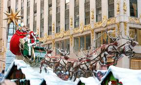 how the macy s day parade tradition started