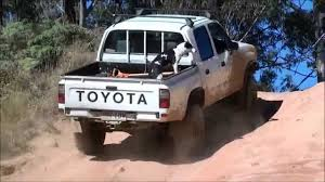 opel frontera lifted glasshouse hilux and frontera 2014 youtube
