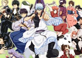 gintama daily gintama fanart 8 welcome back everyone gintama