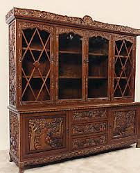 Dining Room Table And Hutch Sets by Hand Carved Vietnamese Furniture Dining Room Set Dining Table