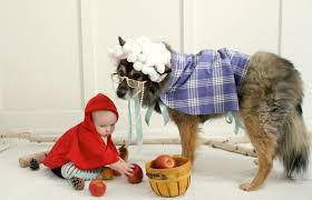 Big Baby Halloween Costume Sweetest Red Riding Hood Big Bad Wolf Costume