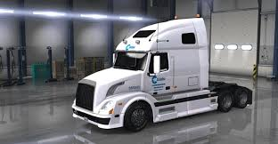 volvo commercial 2016 dc celadon volvo vnl 670 mod for ats euro truck simulator 2 mods