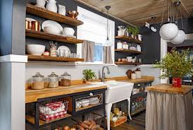kitchen without cabinets 9 ways to make a small kitchen feel bigger small kitchen
