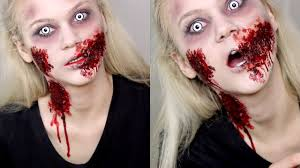 Vampire Halloween Makeup Tutorial Zombie Sfx Makeup Tutorial Halloween Youtube