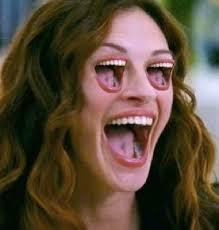 Julia Meme - julia roberts mouth eyes mouth eyes know your meme