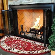 rug fireplace rugs ideas