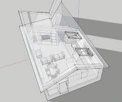 architect plan open plan alterations groomsport www davidwilson architect