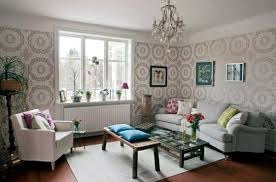 Choose The Appropriate Color For The Living Room Wallpaper - Choosing colors for living room