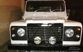 jeep defender for sale land rover defender 110 sw 1989 for sale in lahore pakwheels