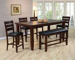 bar height kitchen table and chairs kitchen design and decoration bar height dining room table sets by triangle dining table with bench furniture triangle dining table
