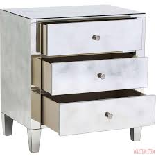 Mirrored Night Stands Nightstands Hayworth Mirrored Desk Hooker Furniture Mirrored